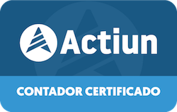Actiun accountant badge